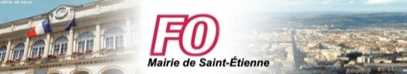 Force Ouvrière Mairie de Saint-Étienne